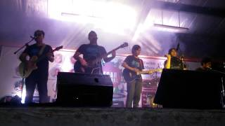 Hanya Namamu (single) Caliph Buskers@festivalGegar