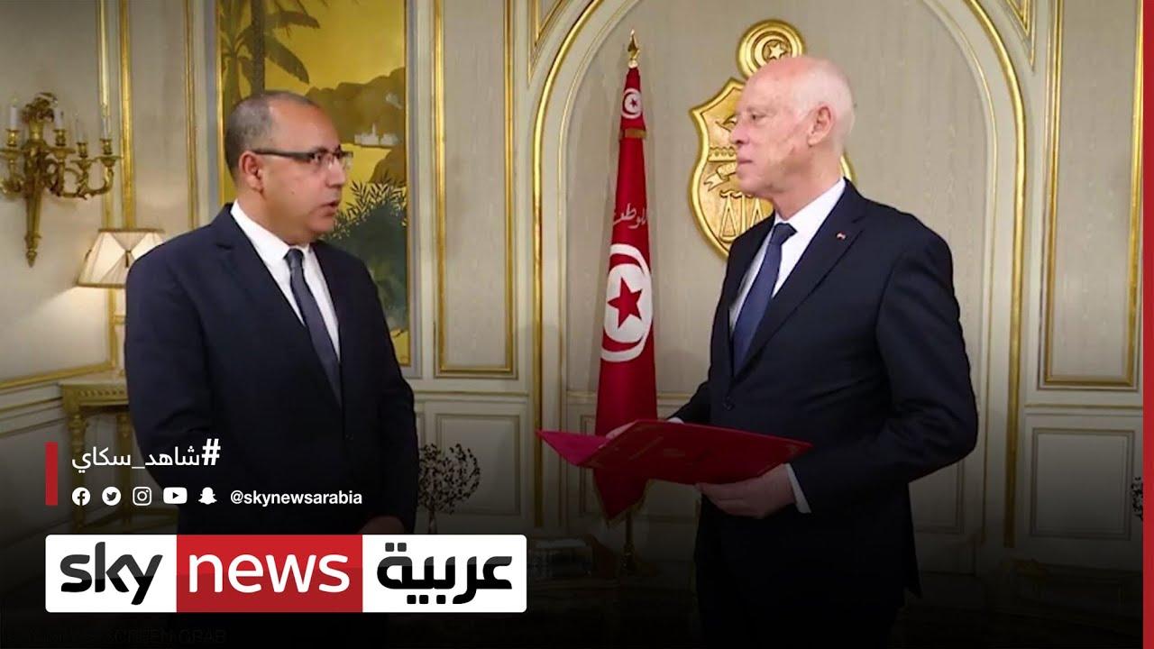 تونس | الرئيس التونسي: لن نقبل المقايضة بحق التونسيين  - نشر قبل 2 ساعة