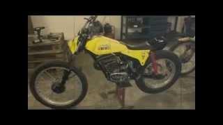 swm rtt vintage motorcycle
