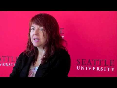 Joanne Hughes-Clark on filming Kayak.com commercial