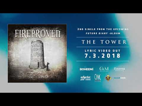 Fireproven - The Tower - OFFICIAL LYRIC VIDEO TEASER 2018