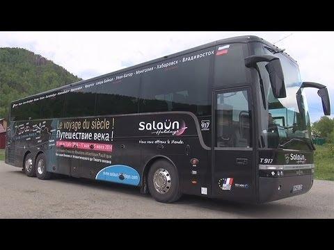 TourMaG.com : Salaün Holidays - Le Voyage du Siècle, du Transsibérien au lac Baïkal