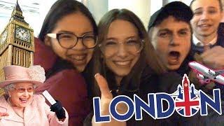В Лондон е супер ЯКО! Най-ЗАБАВНИТЕ моменти от пътуването ми! (Sweet 17)