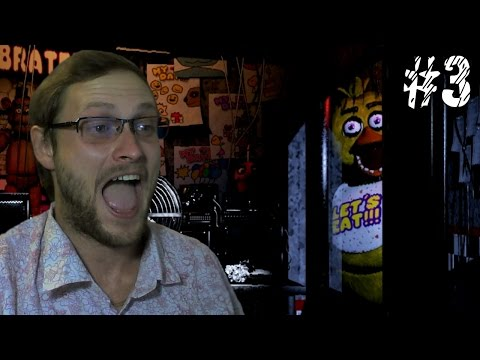 Five Nights At Freddy's ► Я ИХ РАСКУСИЛ! ► #3