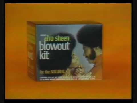 Afro Sheen Ad 2
