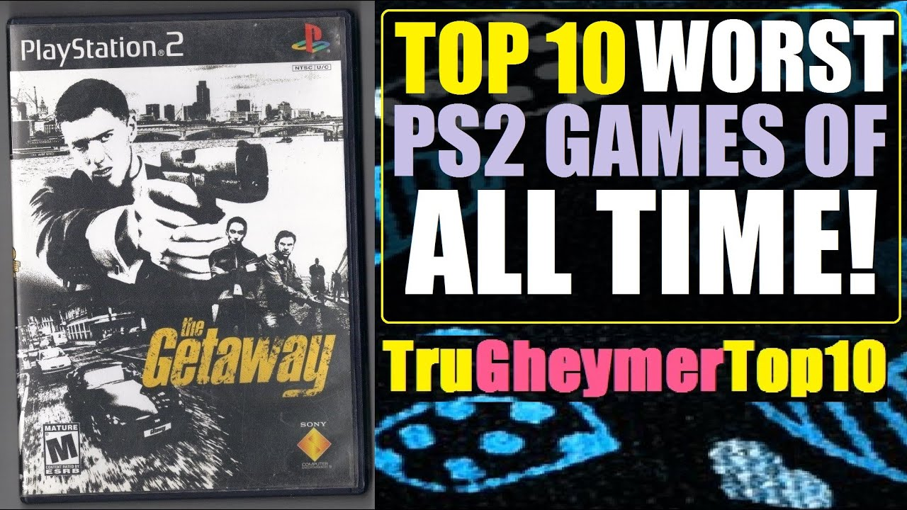 Top 10 Worst PS2 Games of All Time