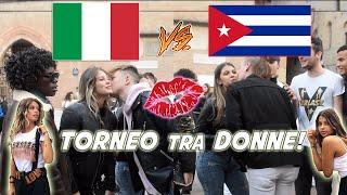 Italiana_VS_Cubana_-_TORNEO_di_RIMORCHIO_tra_donne!!_Semifinale_1
