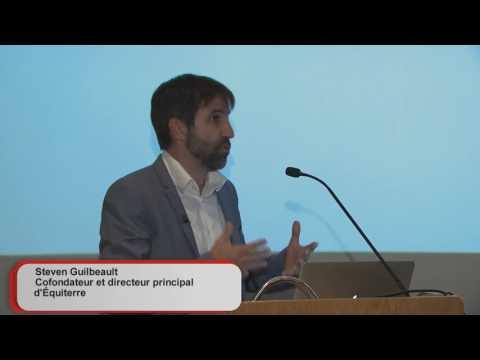 Présentation spéciale-  Conférence de Steven Guilbeault à Shippagan