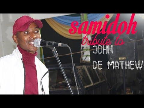 Samidoh Tribute To John De'mathew At Nyandarua Night