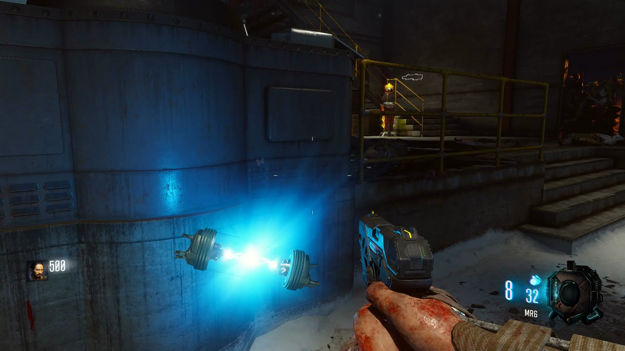 Fuse Box In Black Ops Zombies : Black ops zombies tram fuse powerup guide der