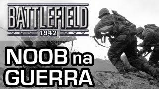 Battlefield 1942 - Noob na Guerra