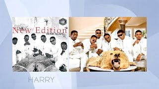 "New Edition Biopic Cast on ""Harry"""