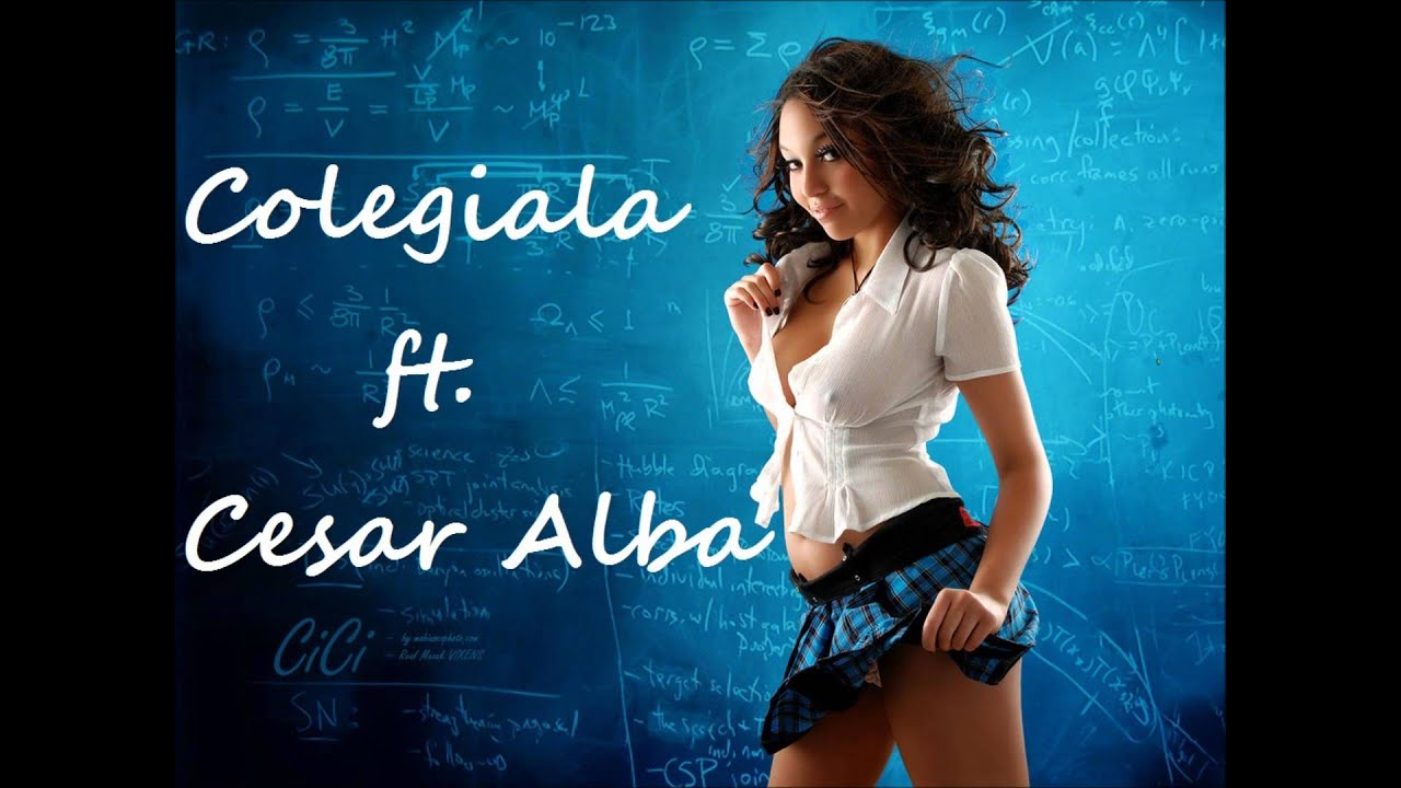 Alba Colegiala colegiala - rodolfo y su tipica ft. cesar alba - youtube