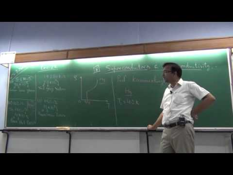 lec-22 superconductors and superconductivity
