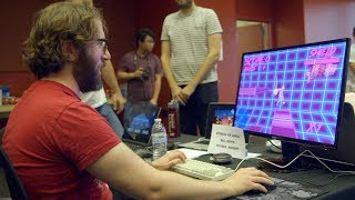 Stanford students design and create playable video games thumbnail
