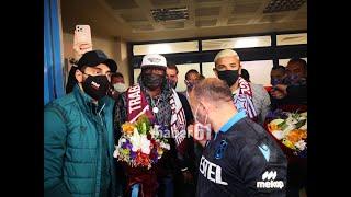 Gervinho ve Peres Trabzon'da