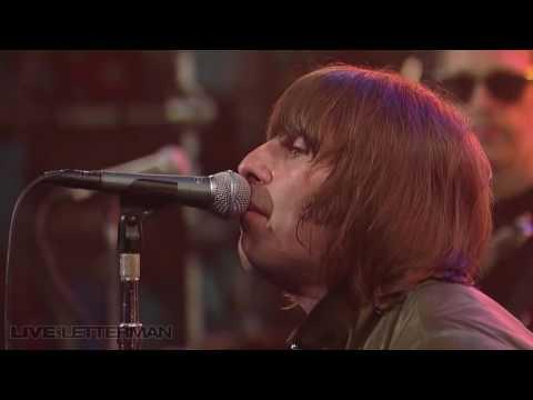 Beady Eye live in Letterman Show (full concert)