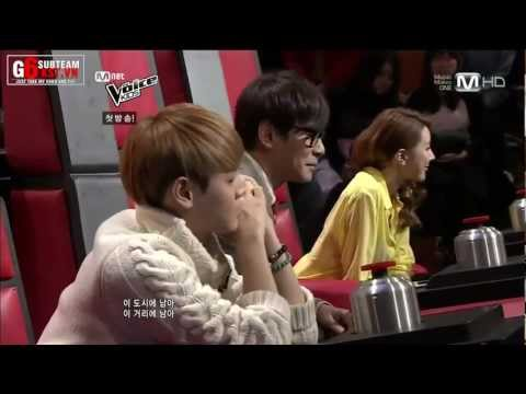 [Vietsub] 130104 Voice Kids Jung Eunwoo Audition cut by G6subteam@KST.vn