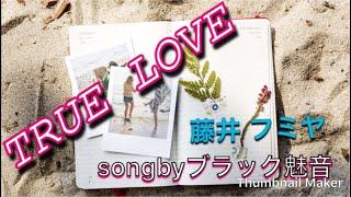 藤井フミヤのTRUE LOVEを歌ってみました。 藤井フミヤ二枚目のシングル...