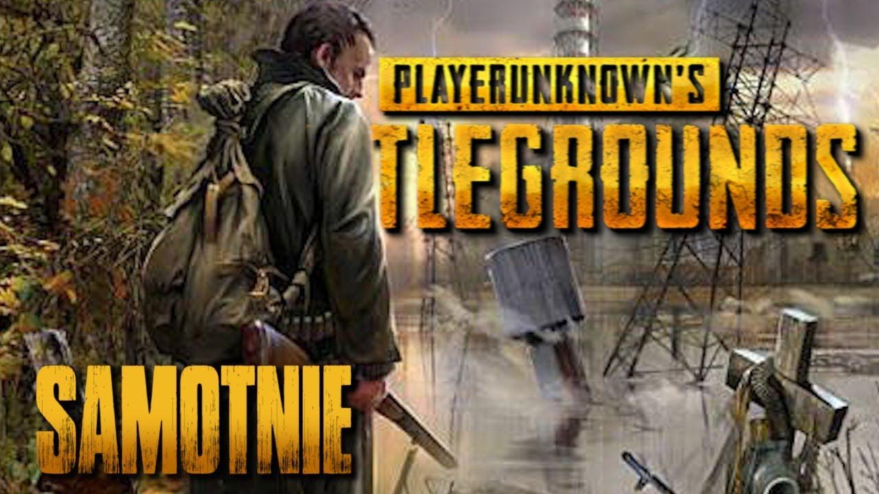 Samotny Pechowiec – PlayerUnknown's Battlegrounds