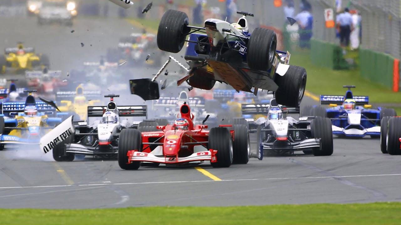 F1 2018: Avustralya GP tarihindeki unutulmaz olaylar