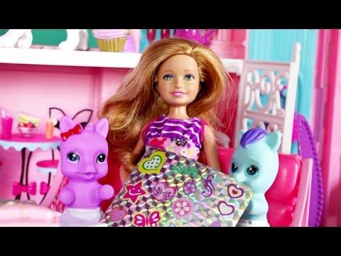 Сериал Барби Жизнь в доме мечты серии с куклами Барби ...