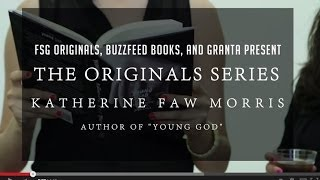 The Originals Series: Katherine Faw Morris and Deniro Farrar