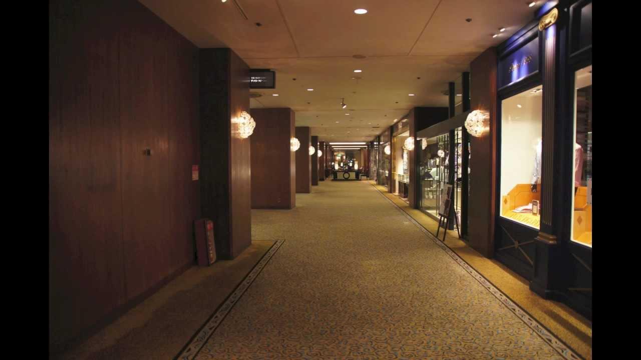 new otani hotel tokyo youtube. Black Bedroom Furniture Sets. Home Design Ideas