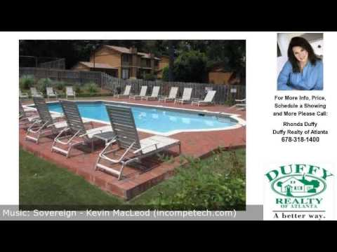 2744 Meadow Mere E, Chamblee, GA Presented by Rhonda Duffy.