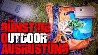 Günstige Outdoor Ausrüstung - Gearbest - Outdoor Survival Bushcraft Camping Deutschland Deutsch