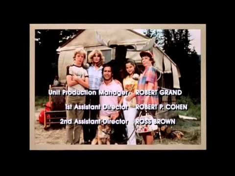 National Lampoons Vacation (1983) - Ending