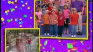 Barney  feat. BJ - Dino Dance