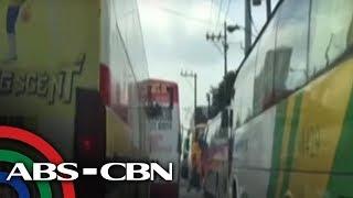 DZMM TeleRadyo: Sa kabila ng 'singles' ban: Biyahe sa bahagi ng EDSA inabot ng 1 oras