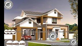 Indian House Design By 99HOMEPLANS COM [ Esp: M091 ]