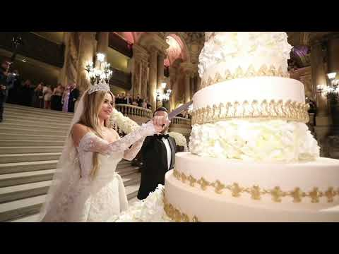 Nothing To See Here, Just The Most Breathtaking Wedding Celebration !