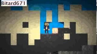 Флэш онлайн игра Майнкрафт 2д