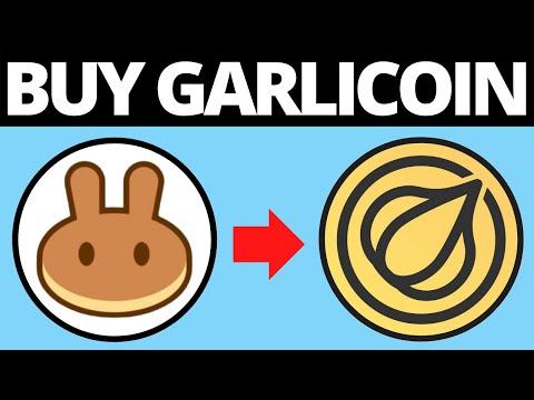 How To Buy Garlicoin Crypto Token On Pancakeswap (GRLC Coin)