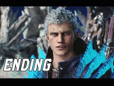 FINAL BOSS + ENDING - DEVIL MAY CRY 5 Gameplay Walkthrough Part 18 (DMC5 Let's Play Commentary)