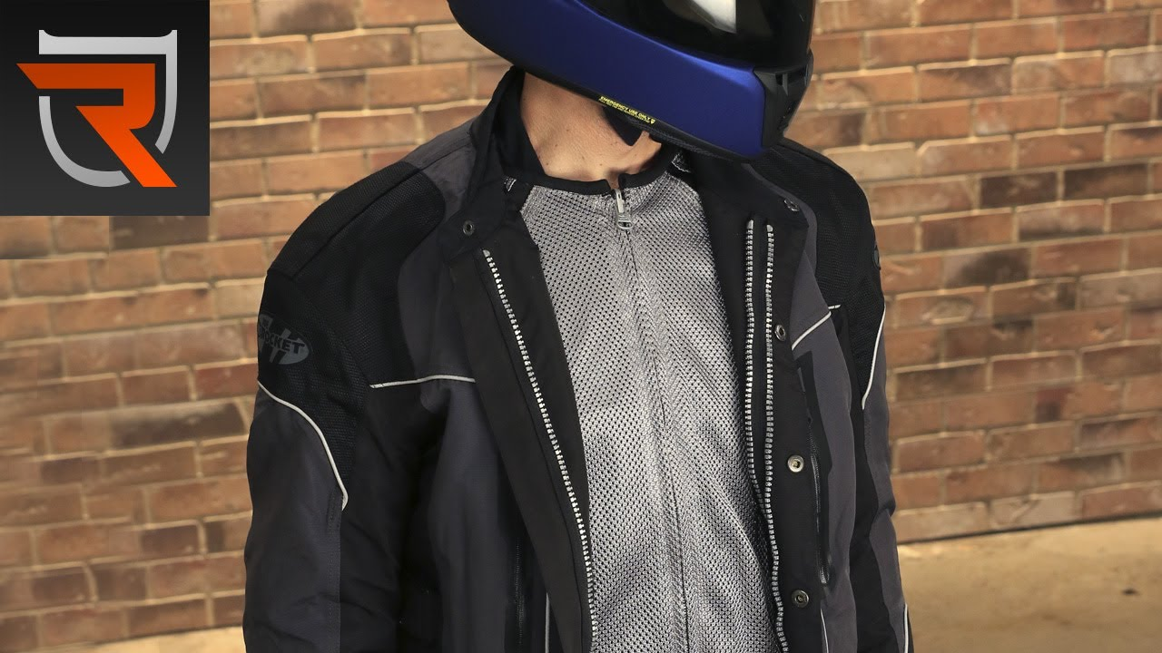 0fb31f88bb66 Joe Rocket Alter Ego 3.0 Motorcycle Jacket Product Spotlight Review ...