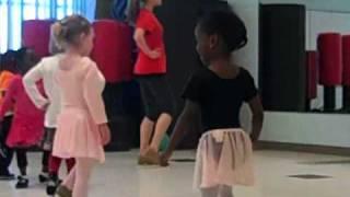 Elizabeth's 1st Ballerina Class Ballet Tap Jazz 11 6 2010 Thumbnail