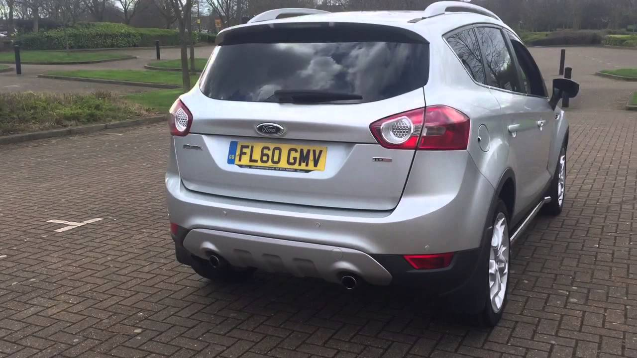 2010 ford kuga 2 0 tdci titanium 4x4 youtube. Black Bedroom Furniture Sets. Home Design Ideas