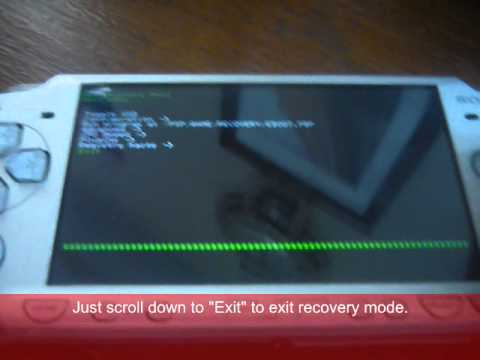 recovery 1.50 psp