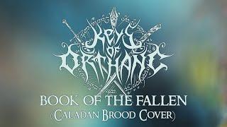 Keys of Orthanc - Book of the Fallen (Caladan Brood Cover, epic black metal, 2020)