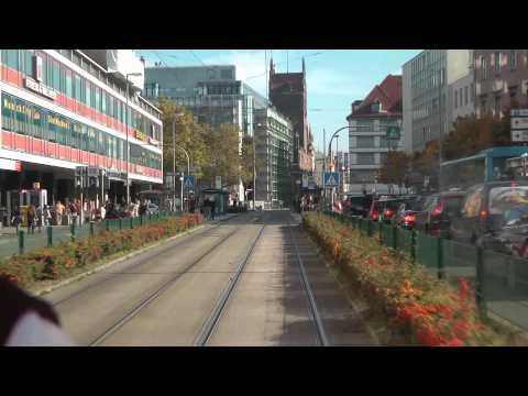 Straßenbahn München linia 17