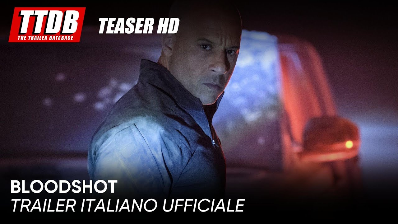 Bloodshot | Trailer Italiano Ufficiale