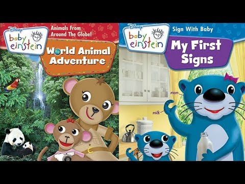 World Animal Adventure my First Signs Review
