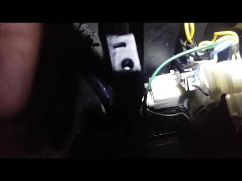 Nissan Tiida 2008г. Не снимается  с паркинга и ремонт овердрайв.Решение проблемы!