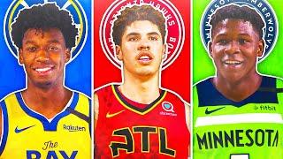 2020 NBA Mock Draft   Pre NCAA Basketball March Madness Tournament Edition