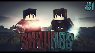 SkyWars : Play and Commentary #1