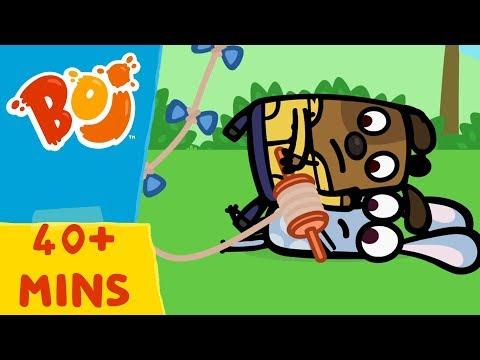Boj - Denzil And Boj Best Time | Super Long Compilation | Cartoons for Kids